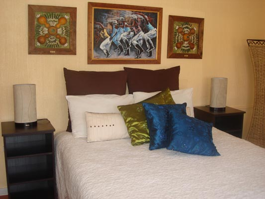 Double room at Boga Legaba Guest House and Conference Centre