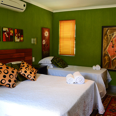 Family room at Boga Legaba Guest House and Conference Centre